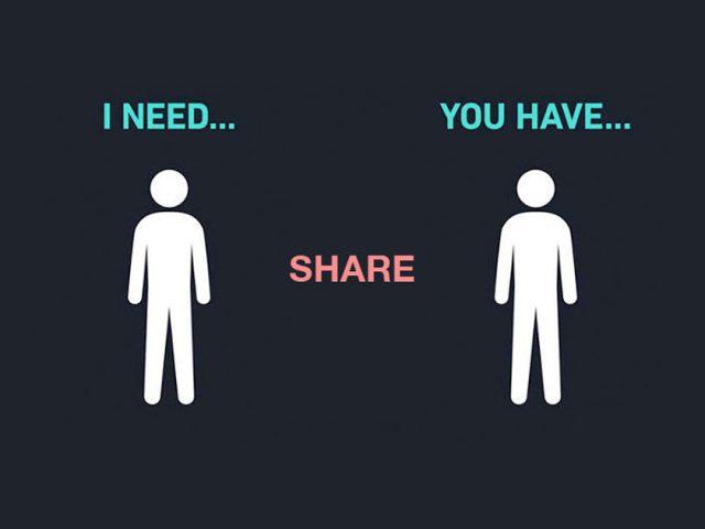 La sharing economy e la sua rivoluzione